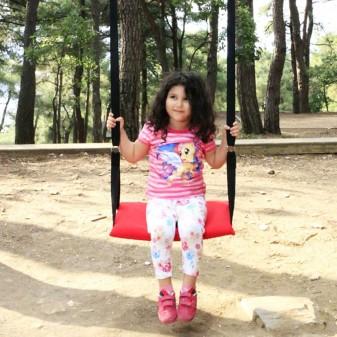 Svava Klasik Bahçe, Piknik Salıncak- Çocuk Salıncağı (1)
