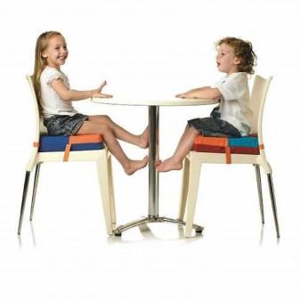 Svava Mama Sandalyesi Yükseltici Minder - Çocuk Sandalye Yükseltici Minder (Çok Renkli) (3)