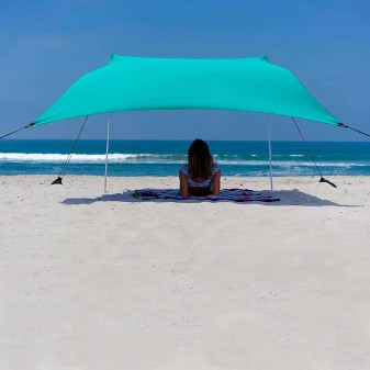 - Svava Plaj Gölgelik Tente - Kamp Gölgeliği (Turkuaz)